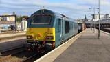 (HD) The Caledonian Sleeper - London Euston to Aberdeen 23-24072015
