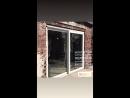 Установка террасных раздвижных дверей KBE Premidor 76 в Калининграде