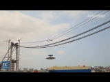 Китай достроил самый большой мост в Африке!