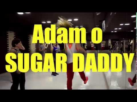 AdamO - Sugar Daddy ( Soca choreography, ZUMBA, Dance Fitness)