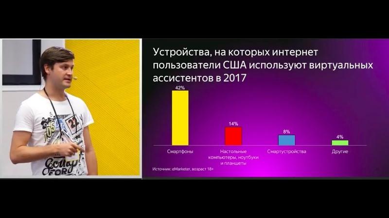 001 Алиса как платформа Даниил Колесников