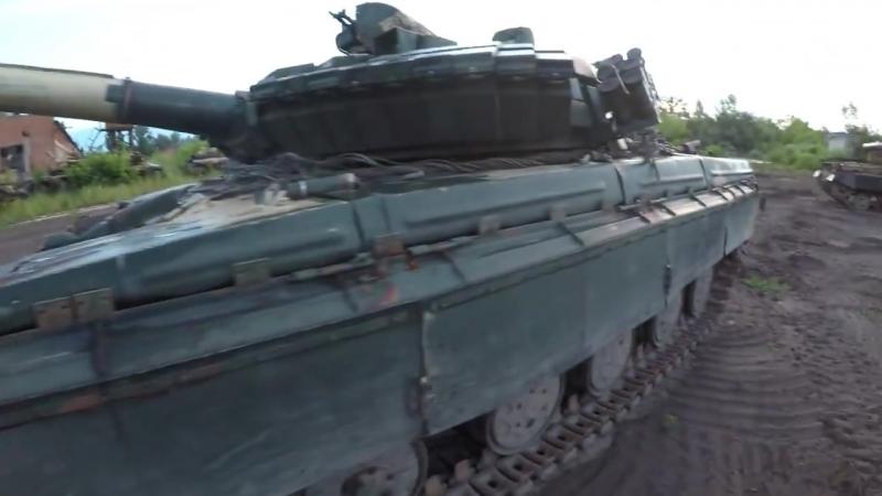 Танки самой сильной в Европе украинской армии