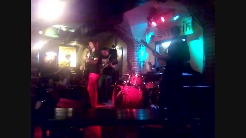 Группа ВераРа - Путь (рок-вечер в клубе Швайн, 04.11.18)