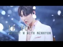 NU'EST W IF YOU LYRIC ENG INDO SUB WITH MINHYUN
