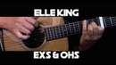 Ex's Oh's - Fingerstyle Guitar