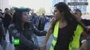 Les Gilets jaunes s'invitent en Israël et manifestent contre la hausse des prix