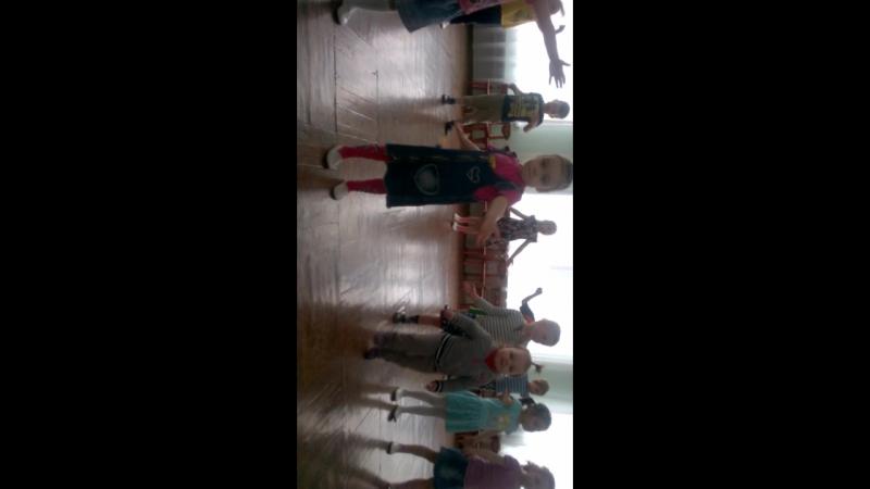 Садик танцы