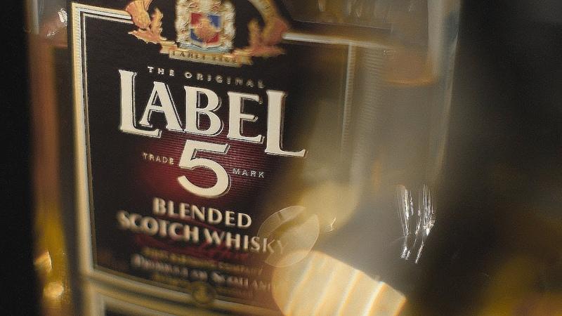 Виски Label 5 (Лейбл 5) (18)