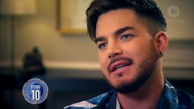 Adam Lambert Talks Freddie Mercury Touring With Queen | Studio 10