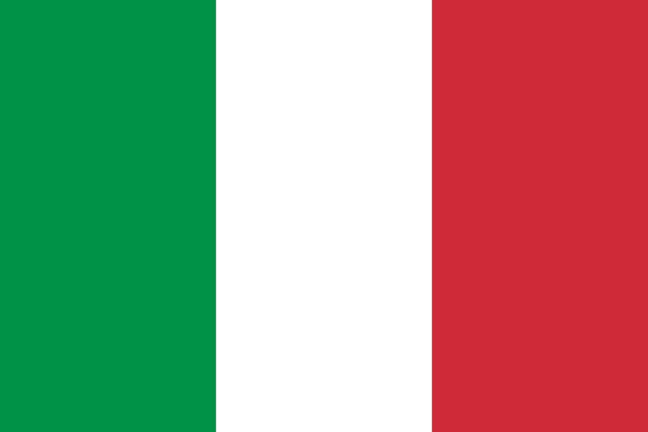 Флаг Италия