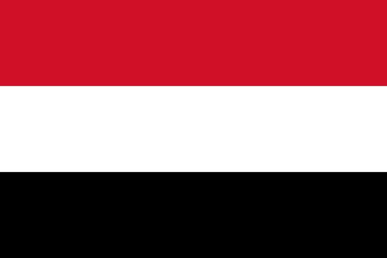 Флаг Йемен