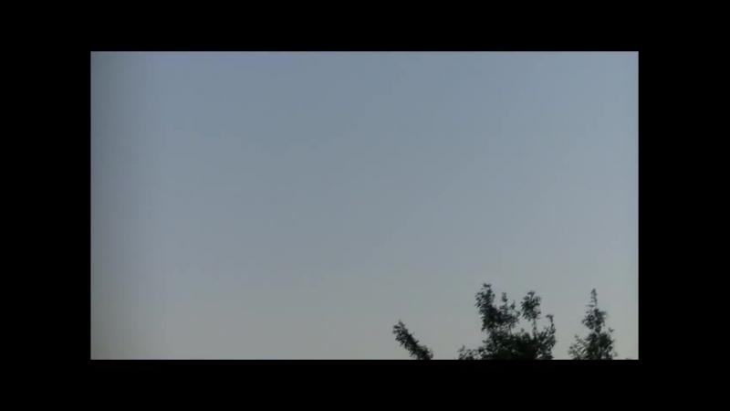 169.Mon ciel ce soir, ils font joujou les salopiots d'avions..!!