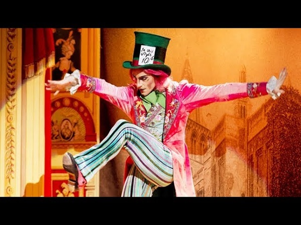 Alice's Adventures in Wonderland Mad Hatter's Tea Party The Royal Ballet