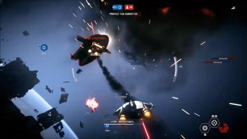 A Better SW BF2 Starfighter Assault Match