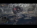 Dark Souls III Путь нищего Судия Гундир Вордт из холодной долины Хранители Бездны