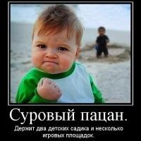 Анкета Danil Ivanov