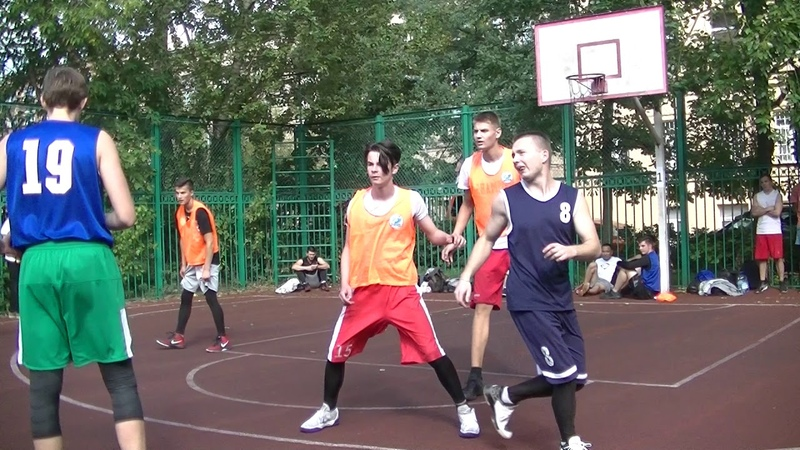 Семенцы SURPRISE Streetball vs terrorism