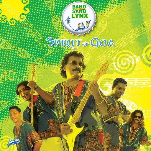 LYNX альбом Spirit of Goa