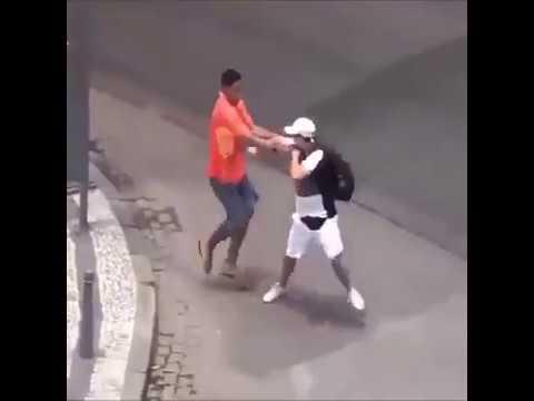 Грабежи в Рио де Жанейро, Бразилия. Robberies in Rio de Janeiro, Brazil.