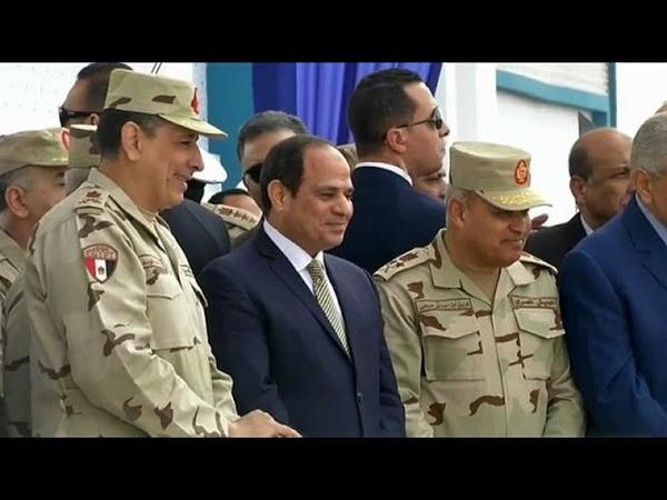 Egypte Al-Sissi vers la présidence à vie