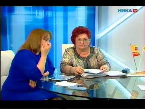 Надежда Ефремова и Нина Илларионов Ника ТВ