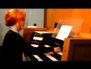 MVI_1138 - И.С.Бах Хоральная прелюдия Ich ruf zu dir, Herr Jesu Christ BWV 177.