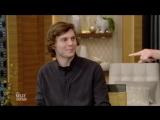 Evan Peters Talks About How He Met His Fianc