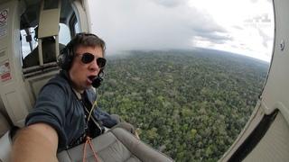 Поиски дикого племени и добыча каучука. Бразилия. Мир наизнанку 10 сезон 3 выпуск