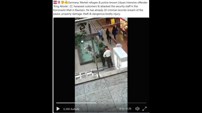 Nigger Intensivstraftäter