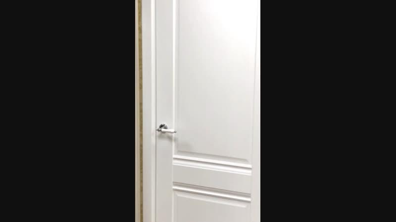 Модель двери 1u
