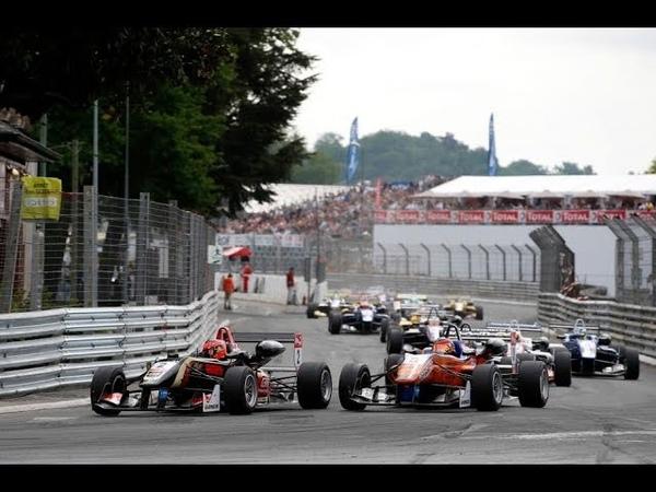 FIA Formula 3 European (Pau - Перезаезд Этапа №3)