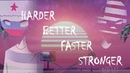 Harder better faster stronger [not meme well] [CountryHumans]