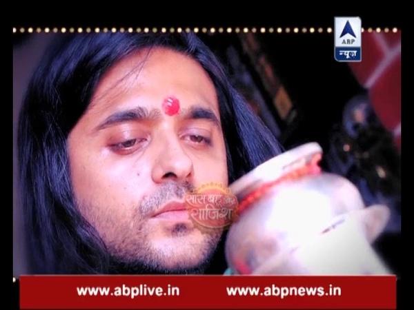 Siya Ke Ram Ram aka Ashish Sharma celebrates Diwali with his wife