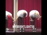 EXO CBX - Good bye x Ka-Ching @ 180511 Magical Circus in Yokohama, D-1