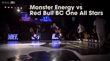 Monster Energy vs Red Bull BC One All Stars .stance Silverback Open 2018