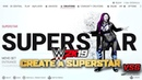 WWE 2K19: Create A Superstar (EXCLUSIVE)