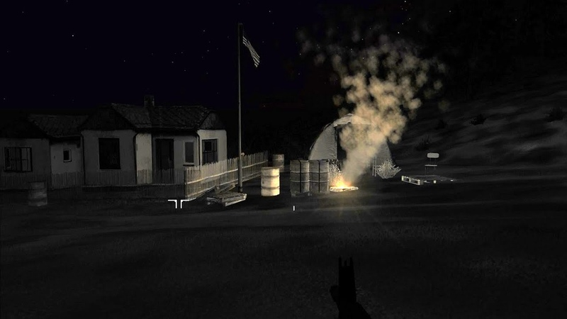 Operation Flashpoint Cold War Crisis - прохождение - миссия 10 - Ночной дозор