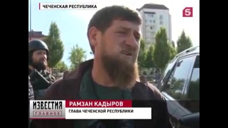 Чеченцы и ингуш с криками «Аллах акбар» атаковали православный храм в Грозном (2018).mp4