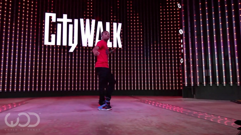 Fik-Shun ¦ World of Dance Live ¦ FRONTROW ¦ Citywalk WODLIVE 14