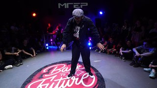 Ramon popping judge showcace Back to the future battle 2018 | Danceproject.info