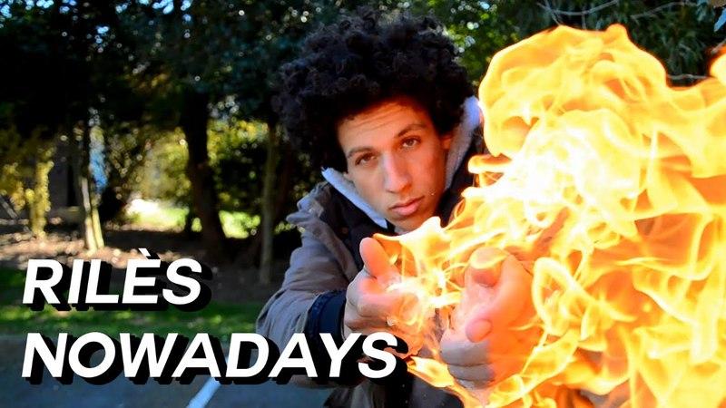 Rilès - NOWADAYS (Music video)