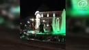 В Туле пьяные устроили «игрища» в фонтане с подсветкой