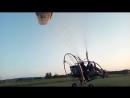 Вечерние полеты с космопорта Луговское 3 сентября