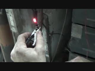 Замена свечей накала, Мерседес 124 3,0 Д