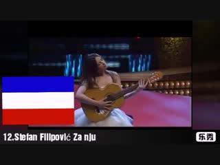 Национальный отбор Сербии и Черногории на Евровидении 2006 мой 23
