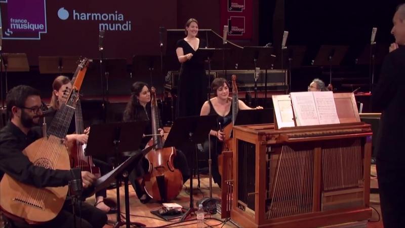 William Webb - Powerful Morpheus, Let Thy Charms - Lucile Richardot - Ensemble Correspondances