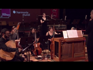 William Webb - Powerful Morpheus, Let Thy Charms - Lucile Richardot  - Ensemble Correspondances