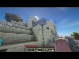Нуб нашел сокровищницу, которую скрывали 1.000.000 лет в Майнкрафт! Троллинг ловушка minecraft нубик