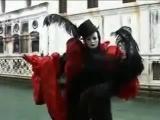 Венецианский карнавал в сопровождении арии из оперы Леонкавалло