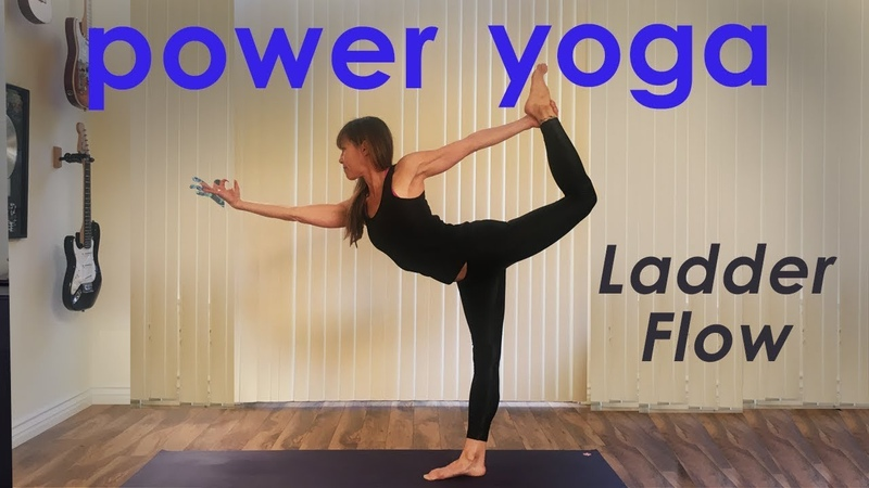 Yoga Detox ~ Ladder Flow
